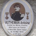 AUTHEMAN Anthoine 008ème RZ
